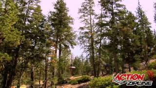 Big Bear Lake (CA) United States  City pictures : Action Zipline & Segway Tours Video - Big Bear Lake, CA Unit
