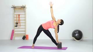 Videofilmer för Yogautrustning