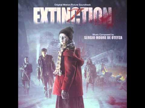 Extinction (Original Motion Picture Soundtrack) - Sergio Moure de Oteyza (видео)