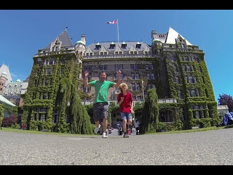 Family Vaction Fun in Victoria, BC : BC Field Reporter