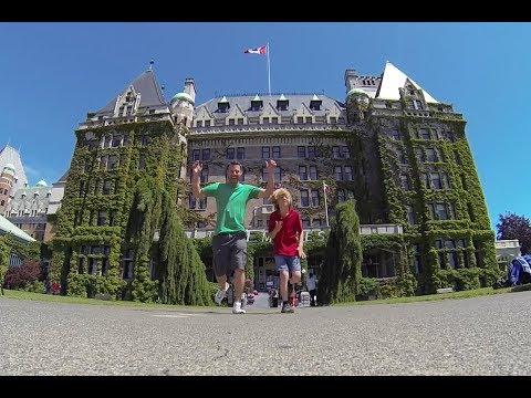 Family Vaction Fun in Victoria, BC : BC Field Reporter