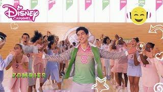 "Video Z-O-M-B-I-E-S | MUSIKVIDEO ""Fired Up"" - Disney Channel Danmark MP3, 3GP, MP4, WEBM, AVI, FLV Juni 2019"