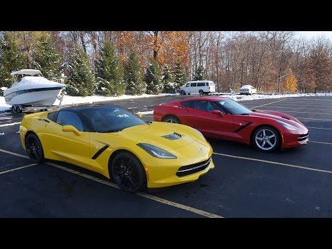 Продажа chevrolet corvette c7 stingray фотография