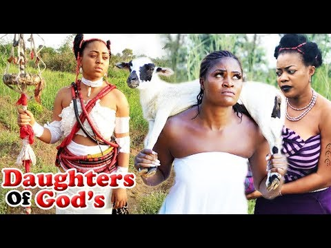 Daughters Of God's Part 2 - Regina Daniels Epic Nollywood Movies