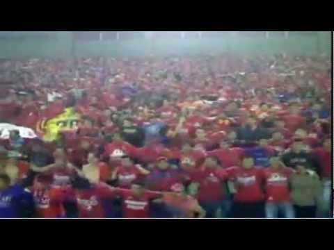 U5C 15 de diciembre 2011 contra los flemas final de ida. - La Banda del Rojo - Municipal