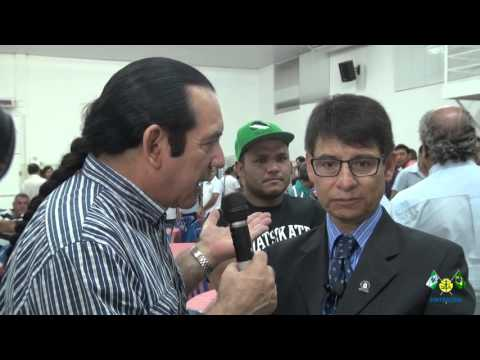 Bruno Bilbao fala sobre a NR-12 durante o 7º Seminário para Cipeiros