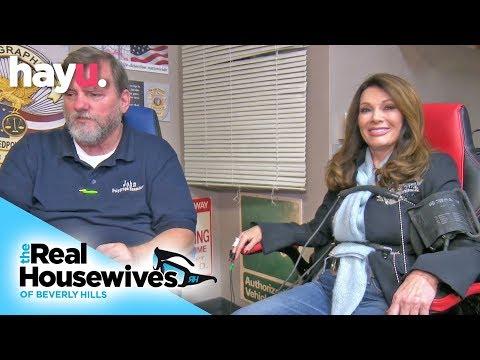 Did Lisa Vanderpump Pass Her Lie Detector Test? | Season 9 | Real Housewives Of Beverly Hills
