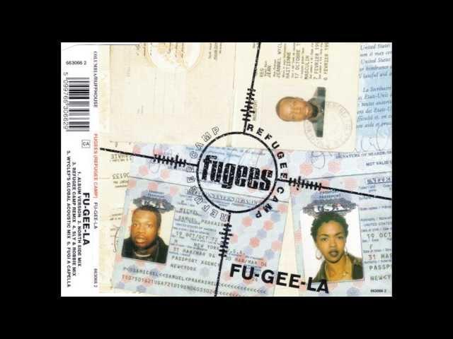 Fugees - Fu-Gee-La (North Side Mix) 1995