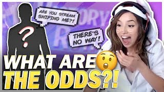 WTF?! YOU WON'T GUESS WHO POKI GOT MATCHED WITH! Fortnite Duo Fill!