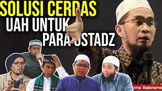 Video BERANI‼️ UAH Ajak Semua USTADZ Duduk Perkara - Ustadz Adi Hidayat LC MA MP3, 3GP, MP4, WEBM, AVI, FLV Maret 2019