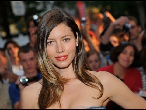 Jessica Biel Long Hairstyles