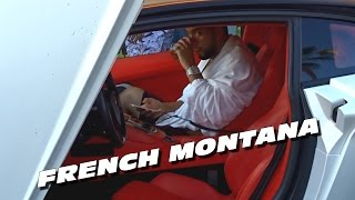 Cannes France  city photos gallery : FRENCH MONTANA Cruising With TWO Lamborghini Aventador in CANNES !
