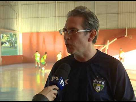 Mundialito de Futsal em Jacareí