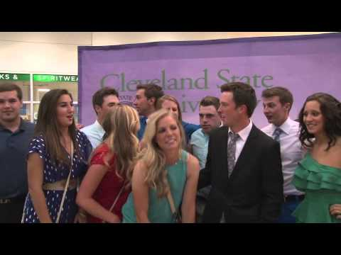 VESPY Green Carpet Entrance -May 1-