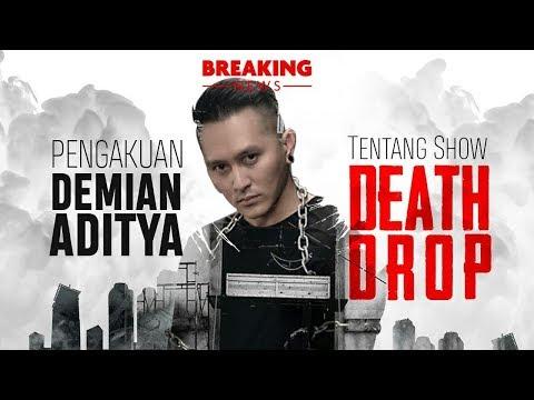 PERS CONFERENCE DIBALIK TRAGEDI DEATH DROP (видео)
