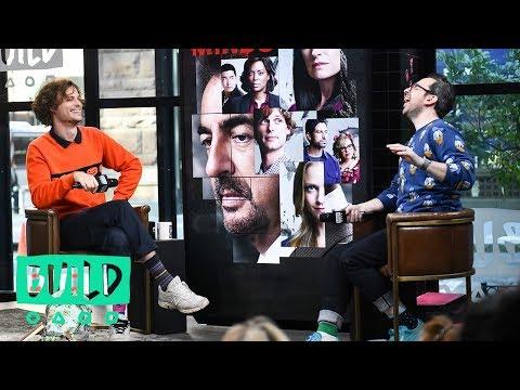 "Matthew Gray Gubler Discusses Season 14 Of CBS' ""Criminal Minds"""