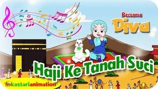 HAJI KE TANAH SUCI - Lagu Anak Indonesia - HD | Kastari Animation Official