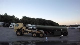 Mount Airy (NC) United States  City pictures : Heavy Haul TV: US Army Rolls into Mt. Airy, NC!