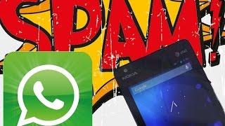 WhatsApp Spammer | Trollea a tus amigos de WhatsApp con miles de mensajes!