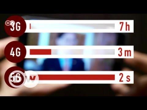 5G: Zurück in die Zukunft | DW Deutsch