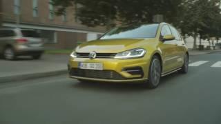 2017 VW Golf 1.5 Tsi Sürüş Videosu