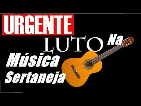 Sertanejo  em luto Triste notícia morre famoso cantor Sertanejo Marciano