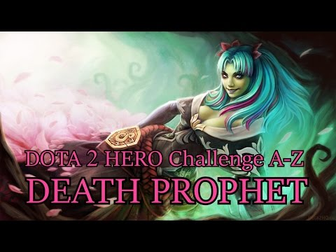 [Dewcore] Dota 2 Hero Challenge A-Z Part 23 : Krobelus, the Death Prophet