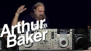 Arthur Baker - Live @ DJsounds Show 2016