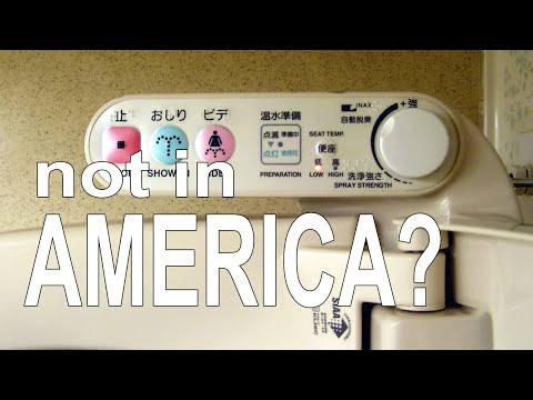 Why Americans Don  t Use Bidets