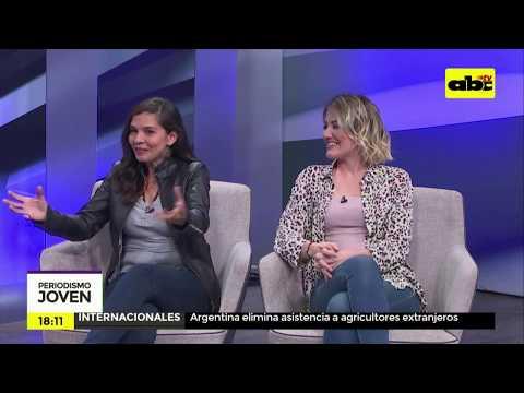 """""""Los buscadores"""": Sifri y Nelly en """"Periodismo Joven"""""""