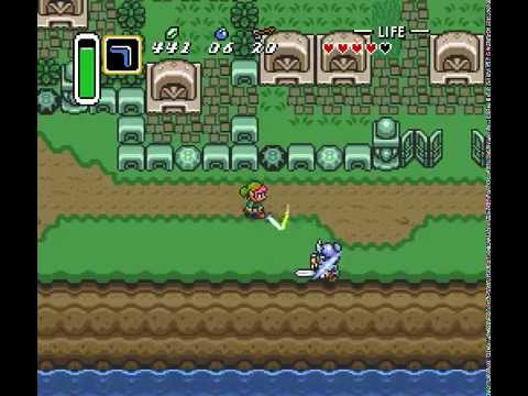 The Legend of Zelda : A Link to the Past Super Nintendo