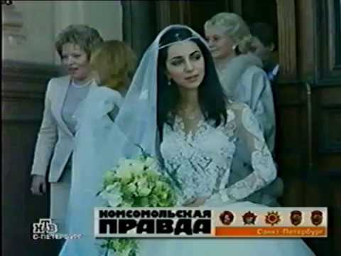 Зара - первая свадьба (ТВ сюжеты) (видео)