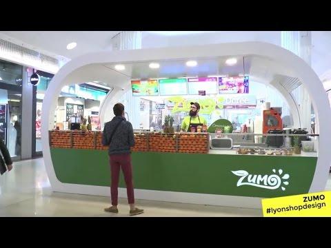 Zumo - Finaliste 2017 #lyonshopdesign