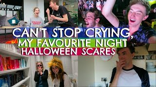 CANT STOP CRYING, SEEING HARRY & HALLOWEEN PARTY!