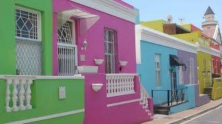 ^-^Travel Vlog 5...Cap Town en bus rouge + Bo-Kaap ^-^