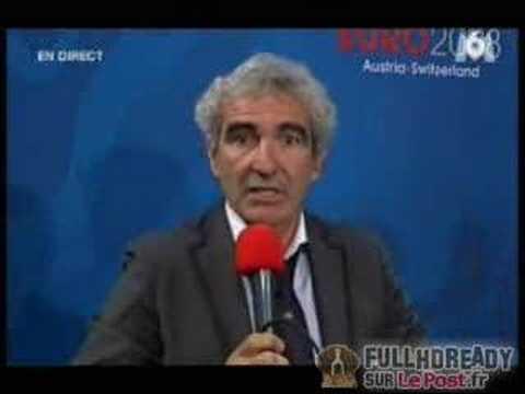 Entrevista a Raymond Domenech