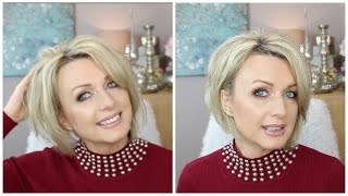 Video How To Style a Short, Stacked ( Inverted )Bob (2017) MP3, 3GP, MP4, WEBM, AVI, FLV Agustus 2018