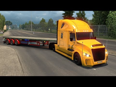 Daimler Freightliner Inspiration with new Physics for 1.27