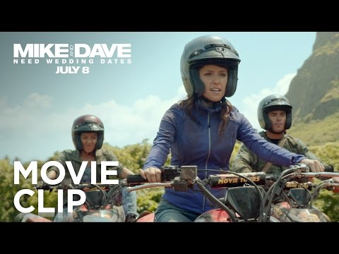 Mike and Dave Need Wedding Dates (Restricted Clip 'ATV')