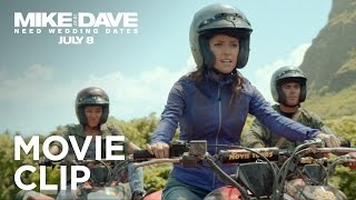 "Nonton Mike and Dave Need Wedding Dates | ""ATV"" Clip [HD] 