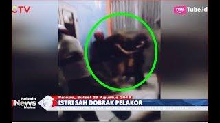 Video ULAH PELAKOR!! Istri Sah Dobrak Pintu Kost,Temukan Suami Lagi 'Ngamar' - BIM 29/08 MP3, 3GP, MP4, WEBM, AVI, FLV Januari 2019