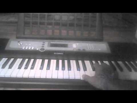 Flashing Lights-Kanye West Piano Tutorials