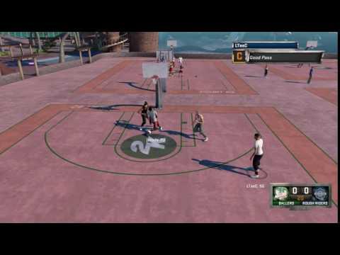 NBA 2K16 DAMN!