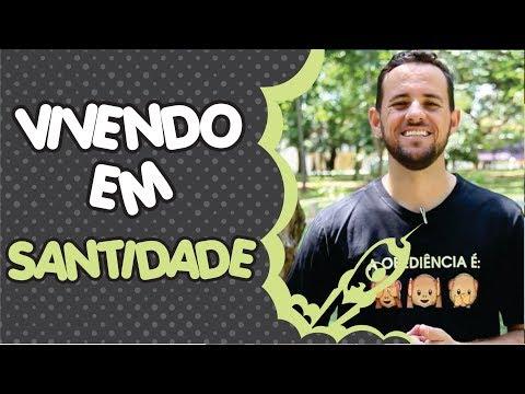 Um Lugar Inédito - Vivendo em Santidade - Evangelista Gleyson Carvalho