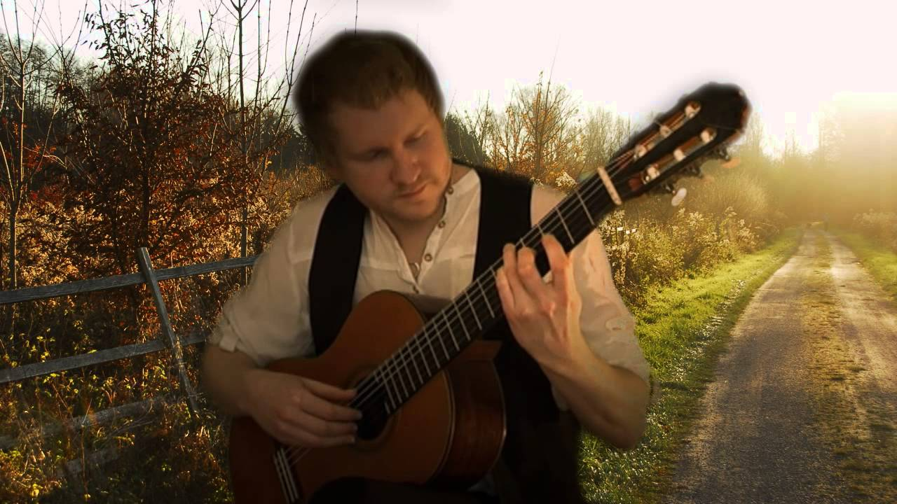 The Lord of the Rings – Concerning Hobbits (Acoustic Classical Guitar Cover by Jonas Lefvert)