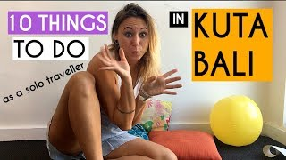 Solo travelling Bali, Indonesia   10 things to do in Kuta