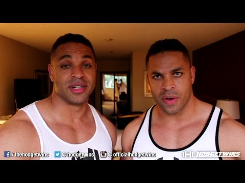 Sore Legs Is Killing My Upper Body Workouts @Hodgetwins