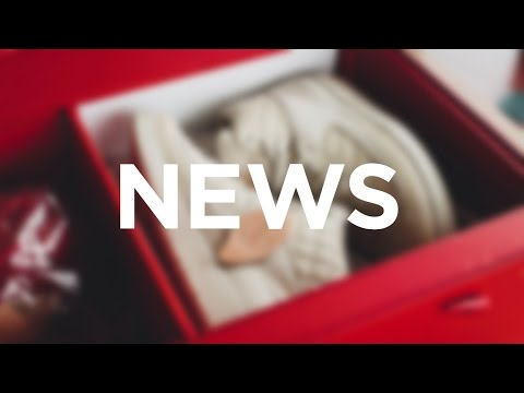 NEWS: Just Don x Jordan 2, Adidas NMD Runner, Y-3 Fall/Winter 2016 видео