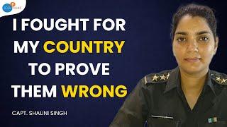 Video Struggle Makes You Stronger | Capt. Shalini Singh | Inspiring Struggle Story | Josh Talks MP3, 3GP, MP4, WEBM, AVI, FLV Desember 2018
