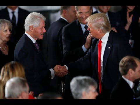 What Republican Senators Said About Impeaching Clinton vs Trump